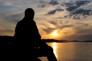 Man-Reflecting-Istock