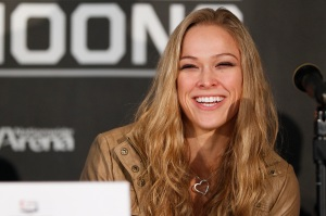 Ronda Rousey - Press Conference