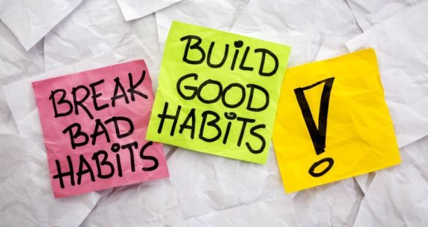 8 Bad Habits To Break Right Now